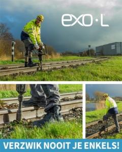 EXO-L verzwik nooit je enkels