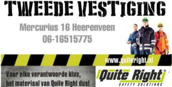 Quite Right Heerenveen